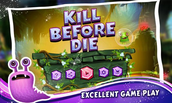 Kill Before Die poster