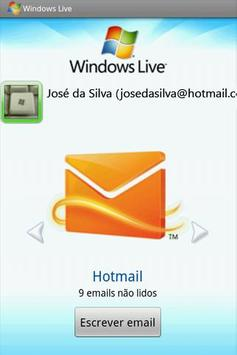 Windows Live Messenger VIVO screenshot 2