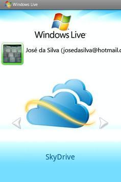 Windows Live Messenger VIVO screenshot 3