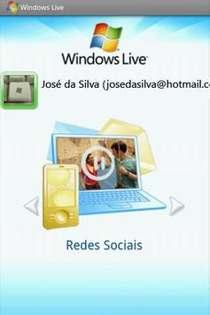 Windows Live Messenger VIVO screenshot 4