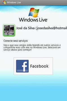 Windows Live Messenger VIVO screenshot 5