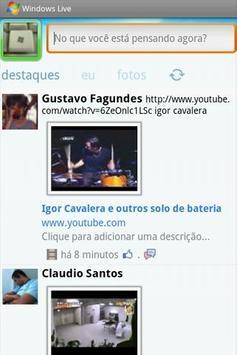 Windows Live Messenger VIVO screenshot 7