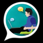 دردشة العامة icon