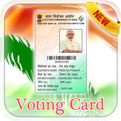 Voter ID Card Services : Voter List Online 2017 icon