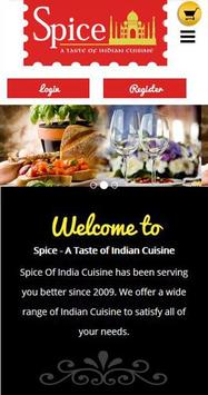 Spice Kamloops poster