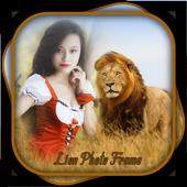 Lions Photo Editor icon