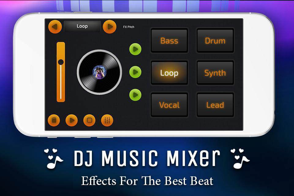 DJ Songs Mixer – DJ Song Sound Player for Android - APK Download