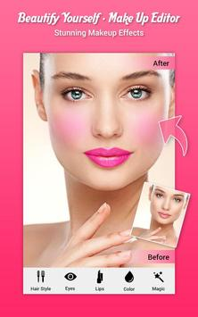 Beautify yourself make up editor descarga apk gratis fotografa beautify yourself make up editor poster solutioingenieria