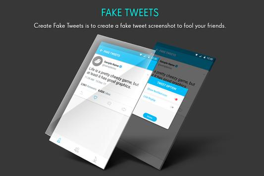 Fake Tweets for Android - APK Download