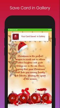 christmas card maker screenshot 7