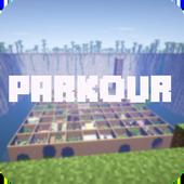 Parkour Maps for MCPE icon