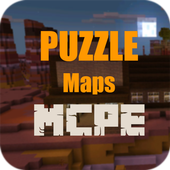 Puzzle Maps for MCPE icon