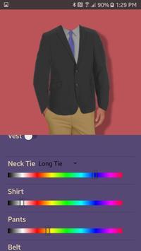 Suit Designer screenshot 1