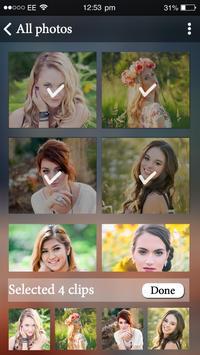 Autumn Photo Video Maker With Music & Photo apk screenshot