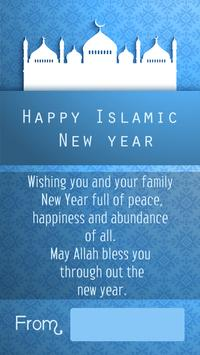 Islamic newyear greetings cards apk islamic newyear greetings cards m4hsunfo