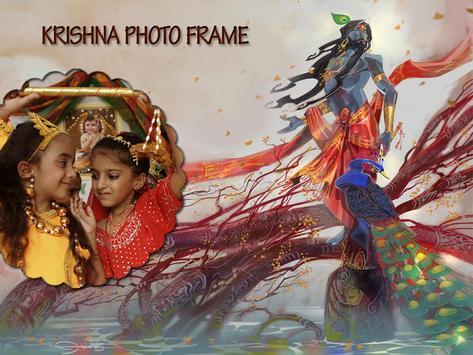 Krishna Photo Frames poster