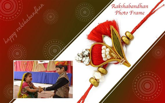 Rakshabandhan Photo Frames 2017 poster