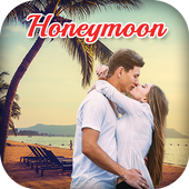Honeymoon Photo Frame icon