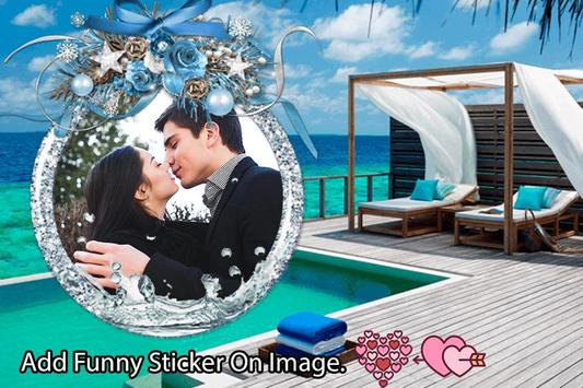 Honeymoon Photo Frame screenshot 4