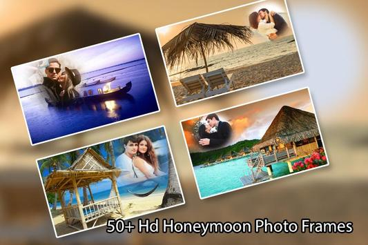 Honeymoon Photo Frame screenshot 1