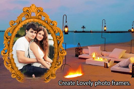 Honeymoon Photo Frame screenshot 3