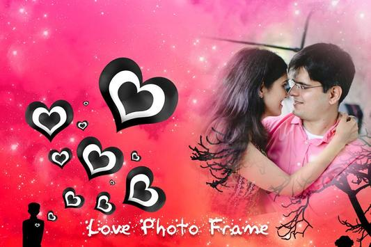 valentine day photo editor 2018 frame of love apk screenshot