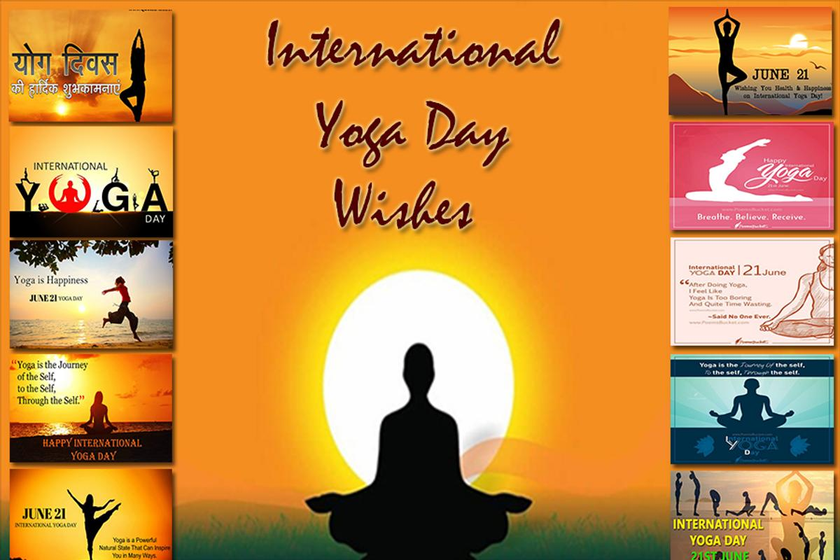 Yoga Day Wishes 2018 For Android Apk Download