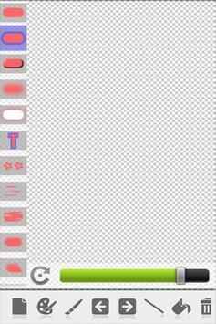Droid Paint beta screenshot 2