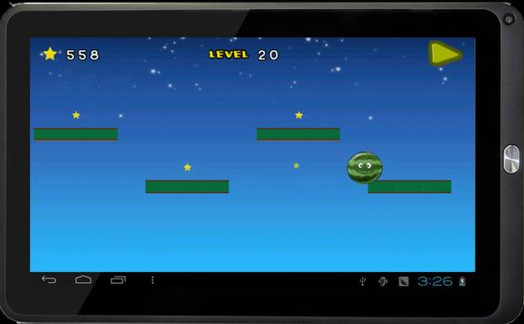 Crazy Watermelon Jump apk screenshot
