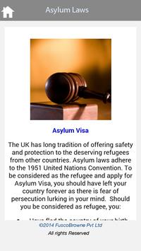 UK Immigration apk screenshot
