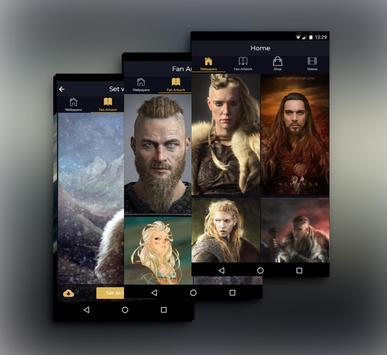 Artworks for Vikings poster