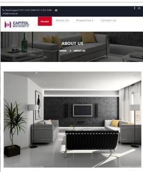 Capitol Real Estate apk screenshot