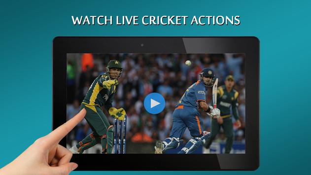 Cricket TV Live Free poster