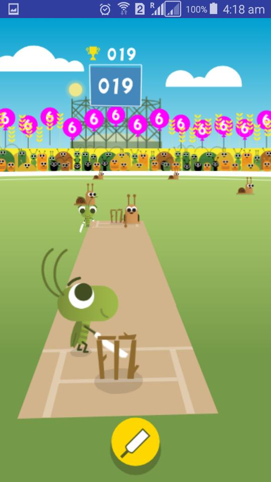 Cricket Doodle Game For Android Apk Download