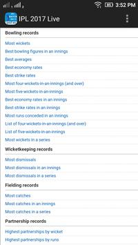 IPL 2017 Live apk screenshot