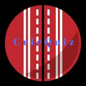 CricQuiz- Test Your Cricketing Knowledge. icon