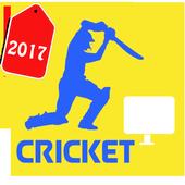 Indian CRICKET IPL2017📺 icon