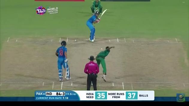 Cricket Tv Live Streaming apk screenshot