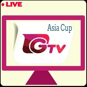 Gazi TV Live Asia Cup 2018 - Live Cricket Gazi TV poster