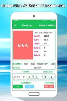 Cricket Live Line poster