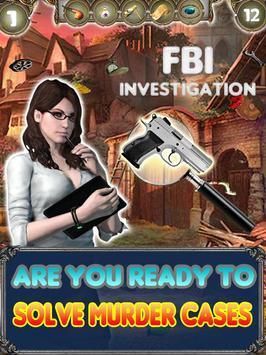 Criminal Mystery Case - Detective Game screenshot 10