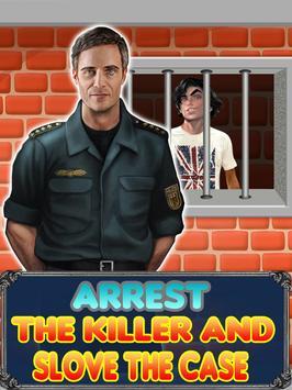 Criminal Mystery Case - Detective Game screenshot 1