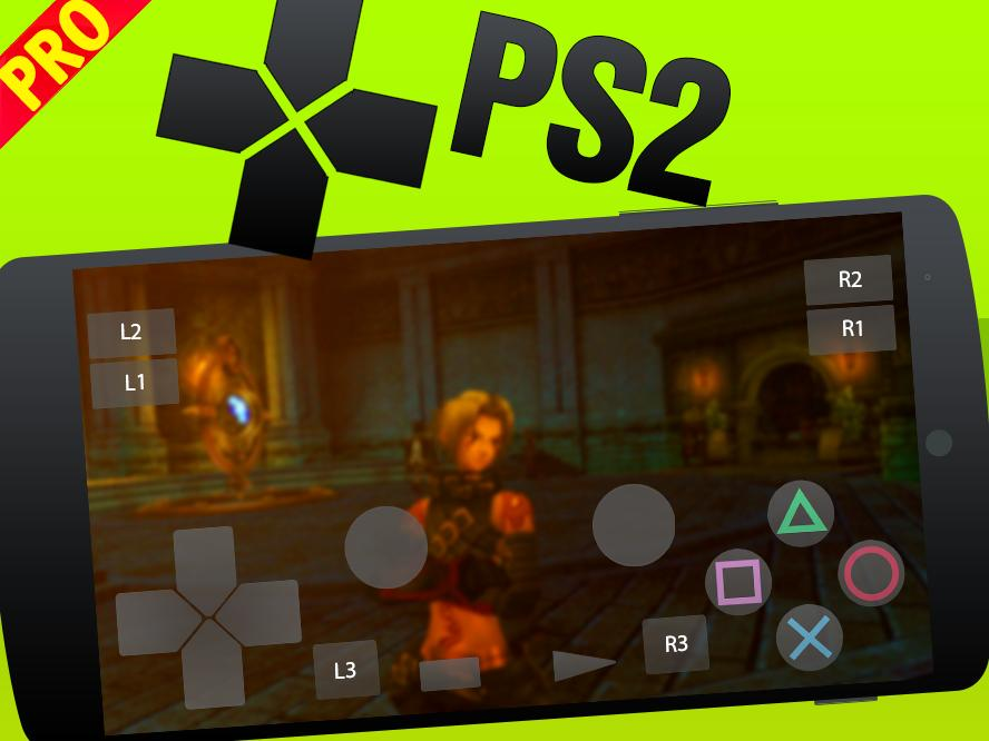 PRO PS2 Emulator [Free Android Emulator For PS2] for Android
