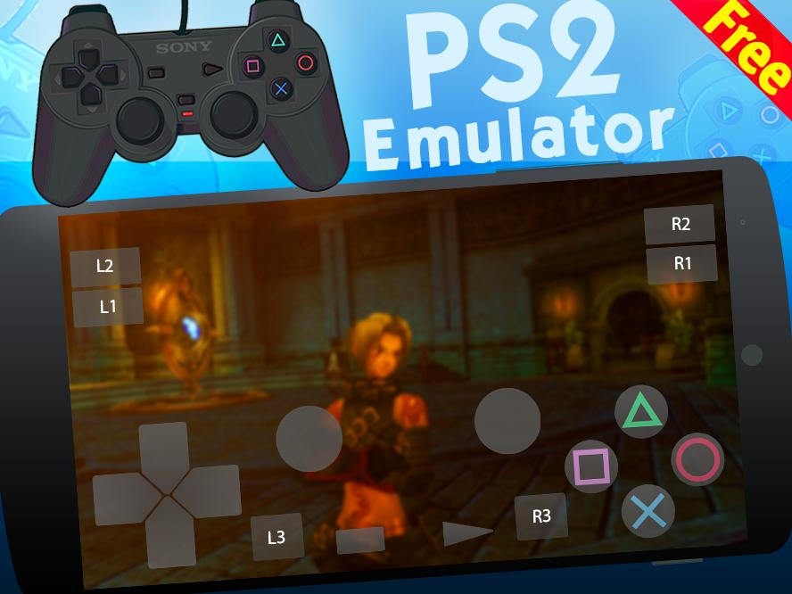 PS2 Emulator Lite Version [Fast Emulator For PS2] for Android - APK