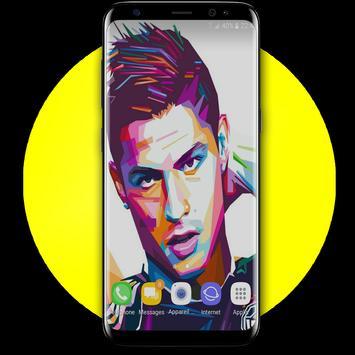 Cristiano Ronaldo Wallpapers apk screenshot