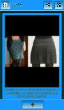 Crochet screenshot 3