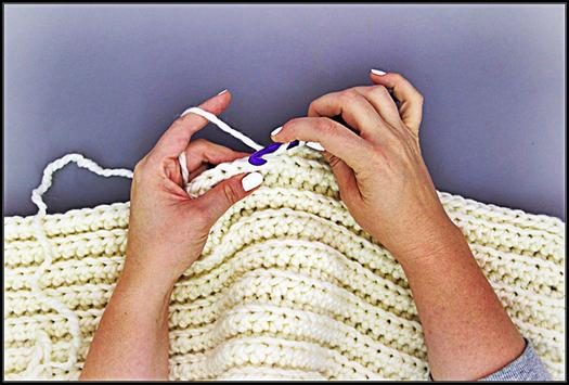 Crochet step by step screenshot 2