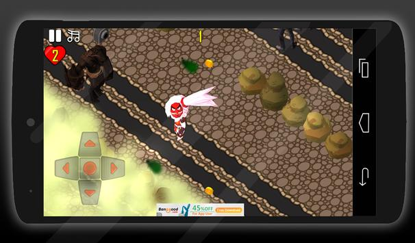 Crossy Assassin apk screenshot