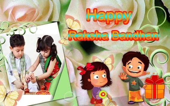 Rakhi Photo Frame 2017 -  Happy Rakshabandhan apk screenshot