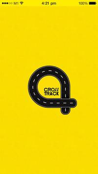 CrossTrack Courier poster